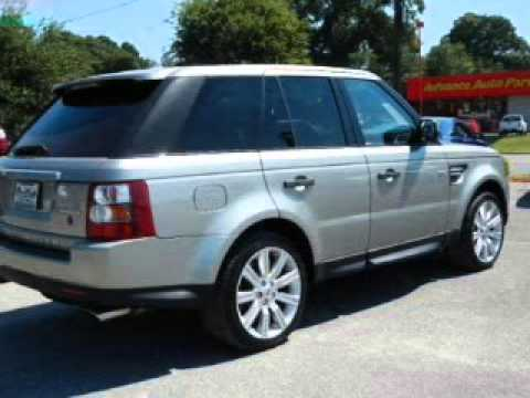 2011 land rover range rover sport pensacola fl youtube for Frontier motors inc pensacola fl