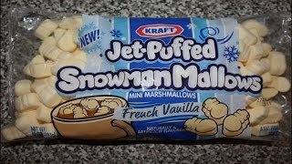 We Shorts - Lay's Chicken With Mexican Chili Sauce & Jet-puffed Snowman Mallows French Vanilla