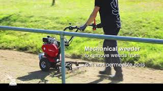 Mechanical Weeder PUBERT Comanche UK