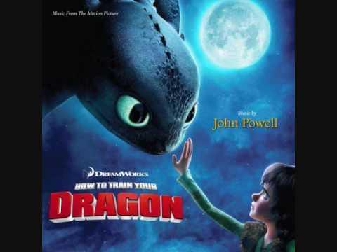 Forbidden Frienship  How to Train Your Dragon  John Powell