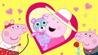 Download Peppa Pig Official Channel 💘 Granny Pig's Anniversary Present - Valentine's Day Special Mp3 and Videos