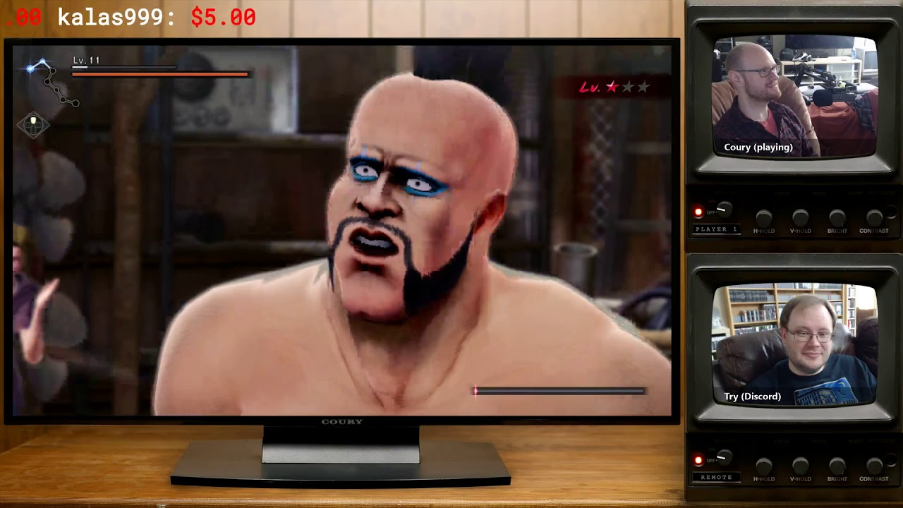 Fist of the North Star: Lost Paradise #1 :: Twitch Archive 12.17.2018 / MY LIFE IN GAMING - Fist of the North Star: Lost Paradise #1 :: Twitch Archive 12.17.2018 / MY LIFE IN GAMING
