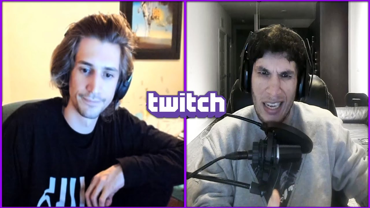 Download Xqc Ruins Among Us Game & Huge Argument Breaks Out   Trainwreckstv Defends Xqc   Twitch Highlights