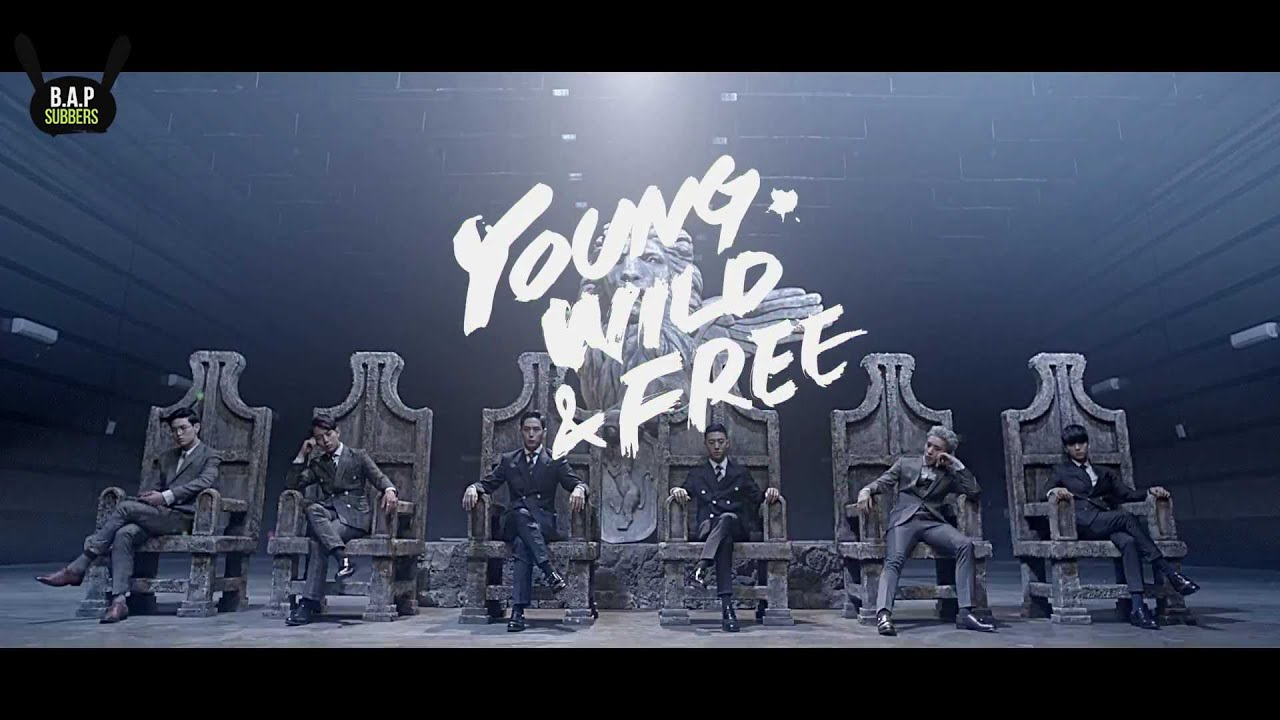 B.A.P : Young, Wild & Free MV + Matrix Album Download