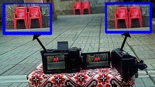 2.Видеокамера ,фотик.Полнейший test на ОДНОМ  экране-.Для любителей.
