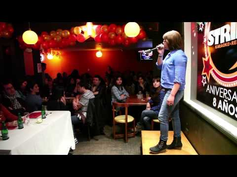 Aniversario Strike Karaoke Valdivia 2013