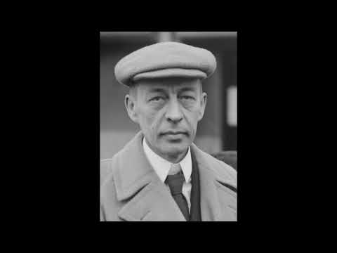 Rachmaninov - Rhapsody on a theme of Paganini - Andrei Korobeinikov / Alexander Vedernikov / BBCSO