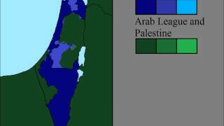 The 1948 Arab - Israeli War: Every Day