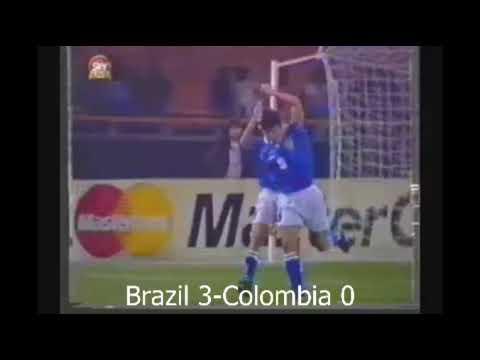 All Goals Copa America Uruguay 1995