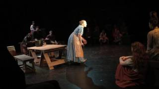 Pricklepear and Lilybud (The Robber Bridegroom)