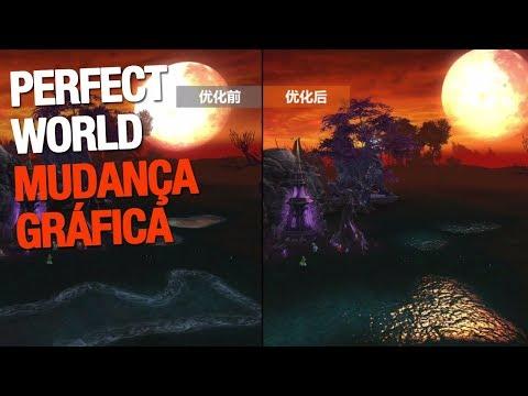Perfect World vai mudar os gráficos?