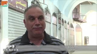 بالفيديو.. استعدادات إحياء سوق حمص المهجور