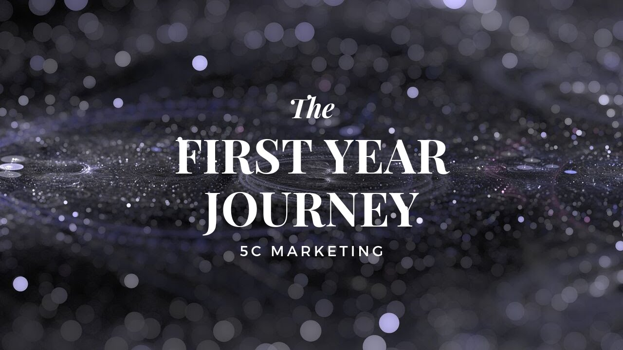 Our First Year Journey - 5C Marketing (Saladmaster Perth)