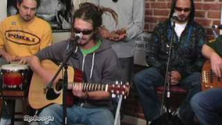 "SOJA ""You And Me"" (original chord structure) - stripped down session @ the MoBoogie Loft"