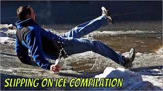 Slipping on Ice Compilation