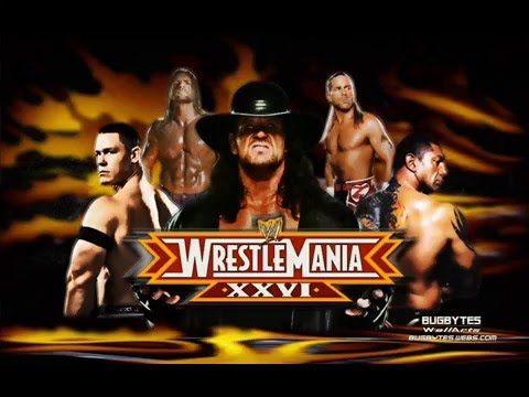 Wrestlemania 32 Theme Song Download Mp