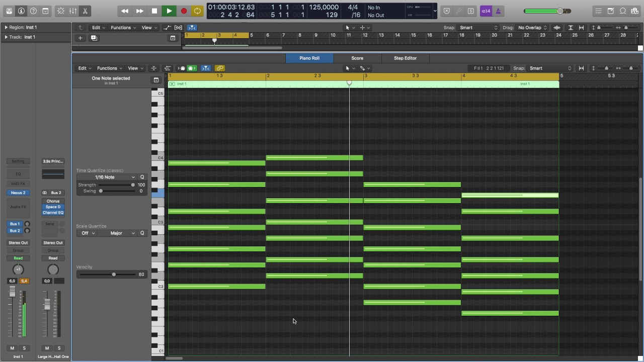 Download How to make deep jazzy house chords in logic pro x