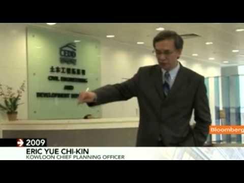 Hong Kong's Old Airport May Solve Office-Space Shortage