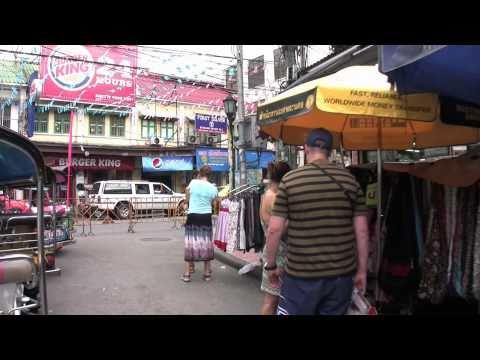 Thailand - Bangkok - Khao San Road - Wat Saket Part 1