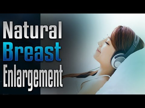 🎧 Natural Breast Enlargement | Subliminal Affirmations | Binaural Beat Recording | Simply Hypnotic