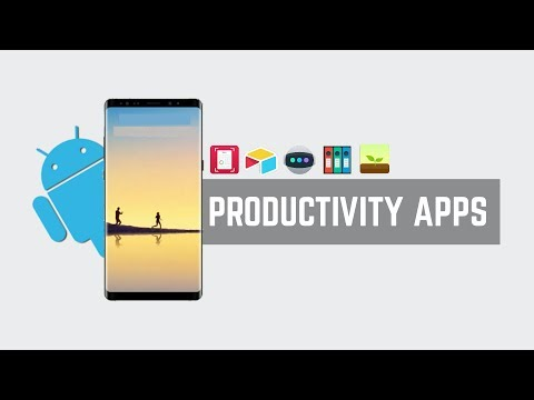Top 10 Productivity Apps to begin 2018 with!