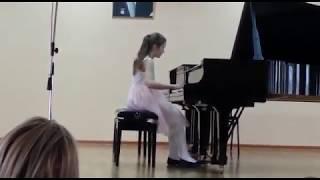 Ланцова Полина Ф Мендельсон Песня венецианского гондольера фа диез минор