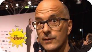 Premiere für den Papa: Stromberg im Kino!   Sat.1 Frühstücksfernsehen
