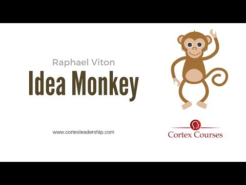 Release Your Idea Monkey - Raphael Viton - Axialent Innovation Coach