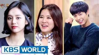 """Lee Ilhwa, """"I really wanted to make Park Bogum my son in law"""" [Happy Together / 2017.04.13]"""