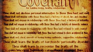 Dating Laws Dating Tips and Covenant