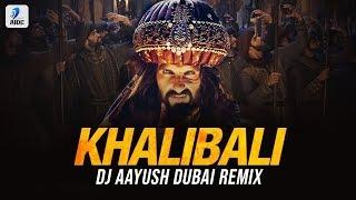 Khalibali (Remix) | DJ Aayush Dubai | Ranveer Singh | Khalibali Ho Gaya Hai Dil