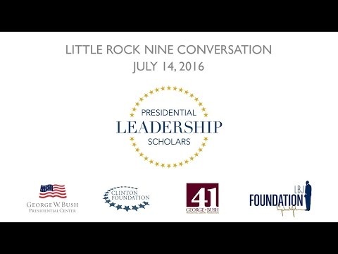 Conversation with the Little Rock Nine