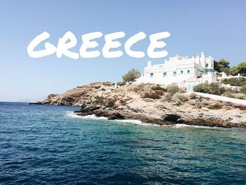 TRAVEL VLOG / GREECE