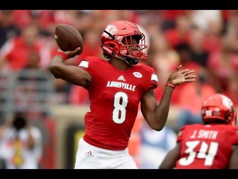 Lamar Jackson (Louisville) vs. Florida State (2016)