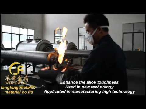 Tantalum carbide vacuum sintering