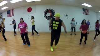 "Dance Fitness: ""Zumba Danza Kuduro Remix"" By Este Habana"