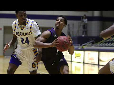 Sophomore PG #1 Brian Free 19 pt game YHC vs UNG