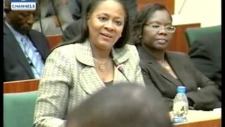 Nigeria SEC boss, Arunma Oteh, fights back
