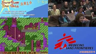 Summer Games Done Quick 2014 - Part 66 - Bunny Must Die