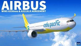 airbus wins a330neo a321xlr agreement