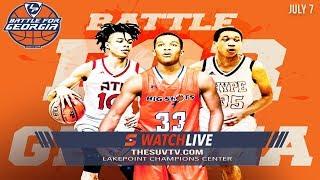 Battle For Georgia - 17U Championship: Atlanta Celtics vs. Georgia Knights