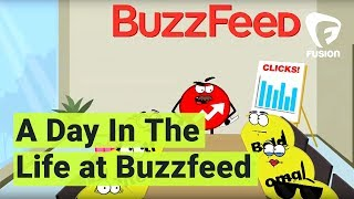 A day in the life at Buzzfeed? | Like, Share, Die
