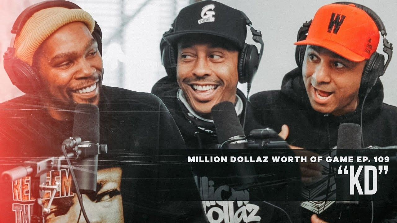 Download Kevin Durant: Million Dollaz Worth of Game Episode 109