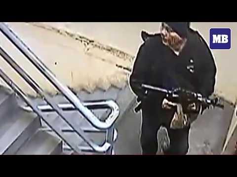 CCTV Footage of Resorts World Manila assault