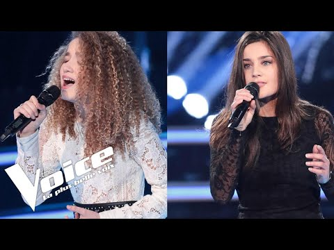 Christophe Willem (Jacques a dit) | Ecco vs Kelly | The Voice France 2018 | Duels