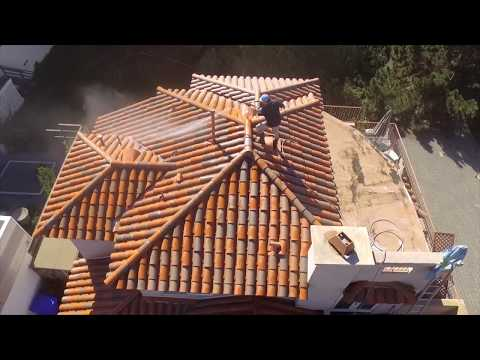 San Diego Pressure Washing and roof cleaning