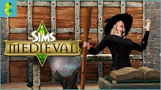 SACRED OAK TREE | The Sims Medieval - Part 4