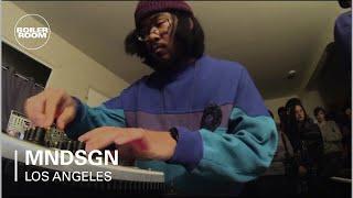 Baixar MNDSGN Boiler Room Los Angeles Live Set