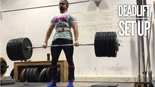 Why I STOPPED Deadlifting The Way I Used To (My NEW Set Up)