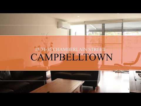 PRG  15/31-35 Chamberlain Street Campbelltown Shaun Pereira